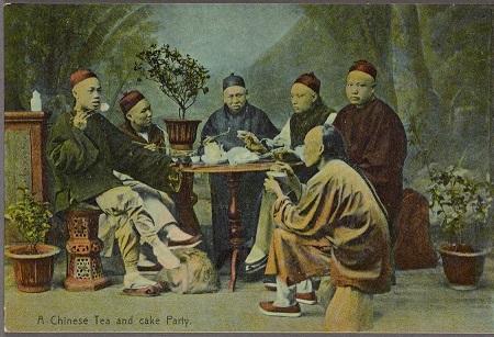 Çin'de Çay Tüketimi